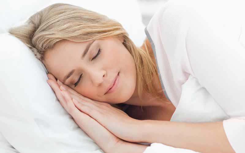 راه های افزایش اعتماد به نفس در بزرگسالان - خواب کافی