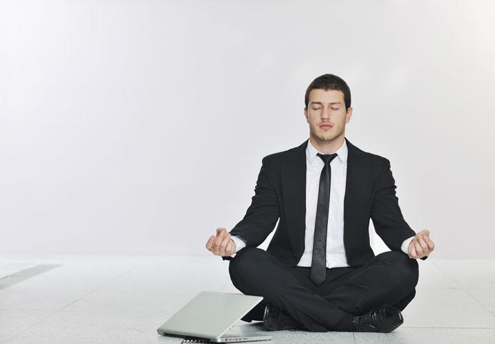 کنترل خشم - با مدیتیشن استرس و افکار منفی را از خود دور کنید