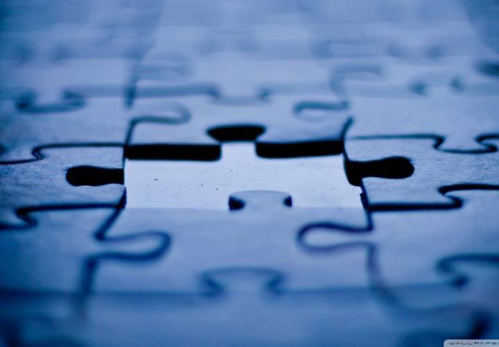روشهایی برای شروع داستان - شروع با یک معمای کوچک ۱۰ ترفند برای شروعی جذاب و مهیج در داستان نویسی ۱۰ ترفند برای شروعی جذاب و مهیج در داستان نویسی missing puzzle piece 00449088