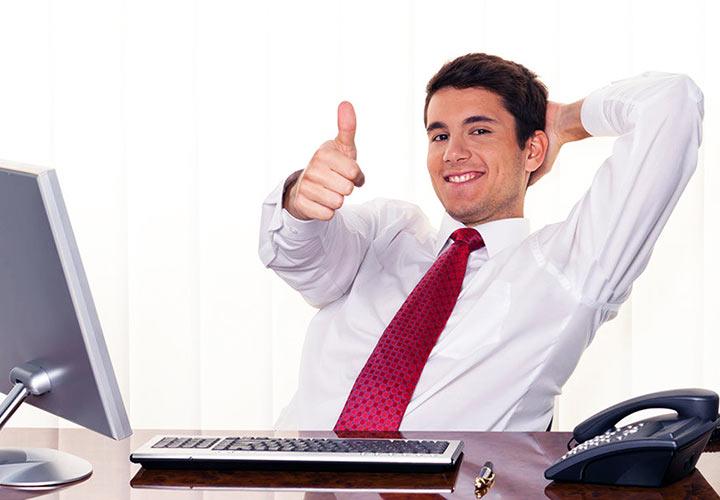 لازمهی حضور آنلاین برای بازاریابی اینترنتی