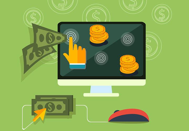 پرداخت از طریق کلیک (PPC) - بازاریابی اینترنتی