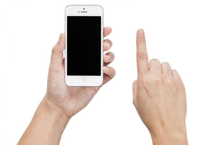 انگیزه برای درس خواندن - تلفن همراه را خاموش یا ساکت کنید