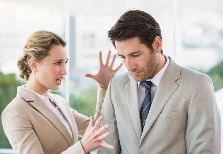 کنترل خشم - هیچ کسی همکار خشمگین نمیخواهد