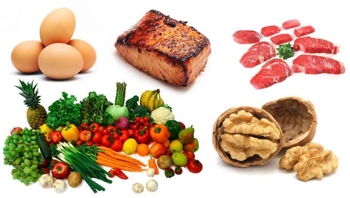 برای کاهش وزن، پروتئین، چربی سالم و سبزیجات بخورید