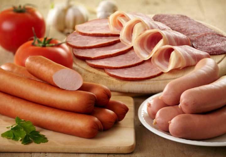 تغذیه ورزشکاران - از مصرف گوشتهای فرآوری شده خودداری کنید
