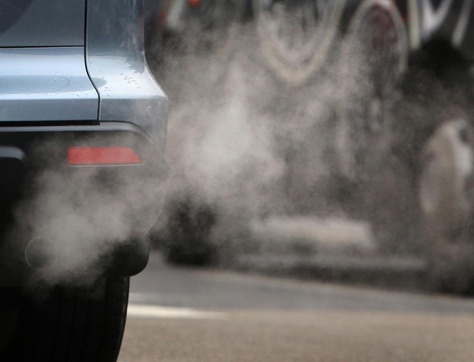 ترافیک و راهبندان - مقابله با آلودگی هوا