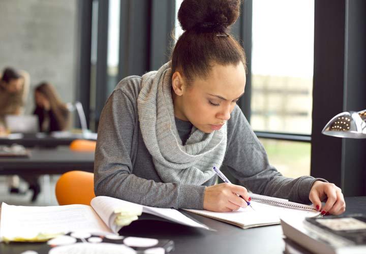 انگیزه برای درس خواندن - با اراده شزوع به خواندن درس کنید