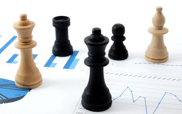 در مذاکرات تجاری باید با راهبرد پیش بروید.
