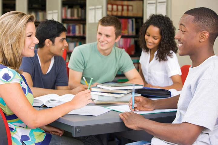 درس خواندن گروهی