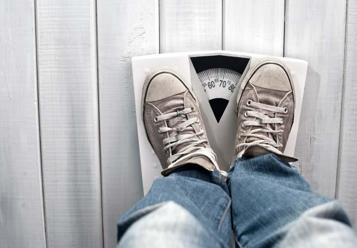 کالری مورد نیاز بدن - لاغری مردان میتواند بخاطر عوامل ژنتیکی و بیماریها باشد