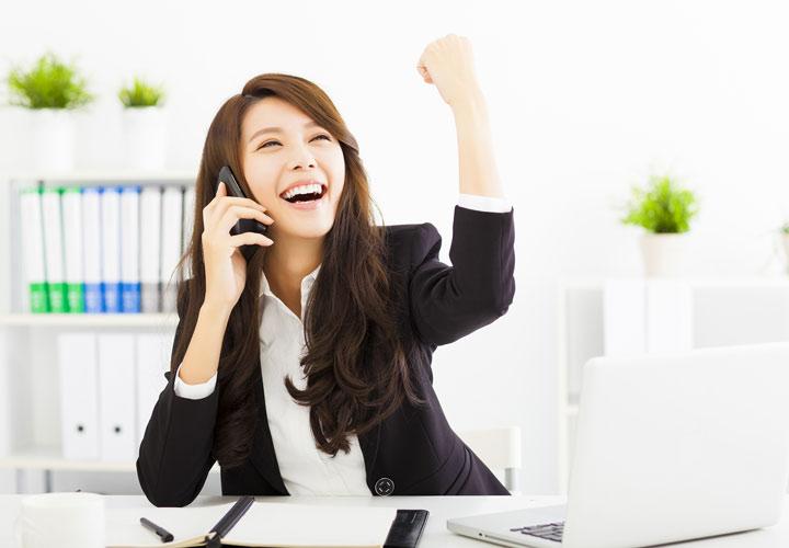 تکنیکهای برتر در فروش تلفنی  - موفقیت در فروش تلفنی