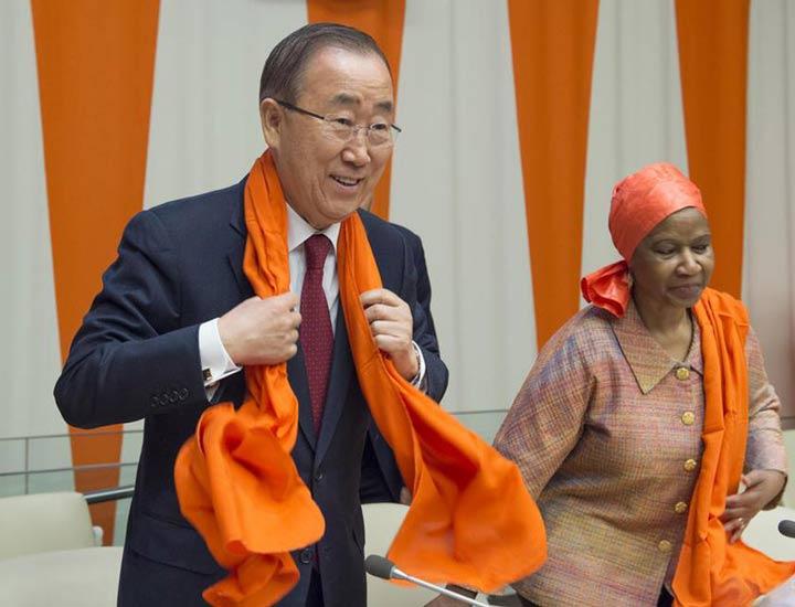 اقدامات مردمی در روز جهانی مبارزه با خشونت علیه زنان