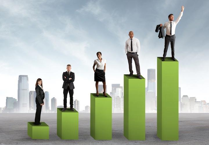 عوامل موثر بر بهرهوری نیروی انسانی - سنجش عملکرد کارمندان