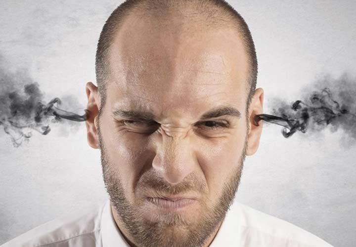 عمر طولانی - عصبانیت احتمال مرگ فرد را افزایش میدهد
