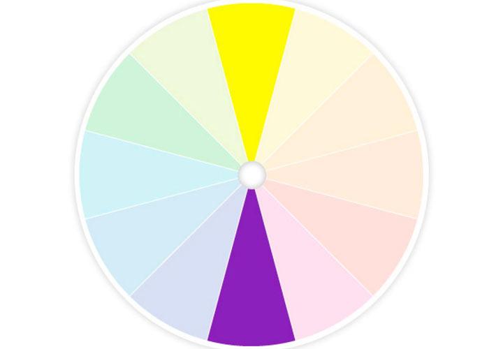 در ست کردن رنگ لباس تا حد امکان از ترکیب کردن رنگهای مکمل با هم خودداری کنید.