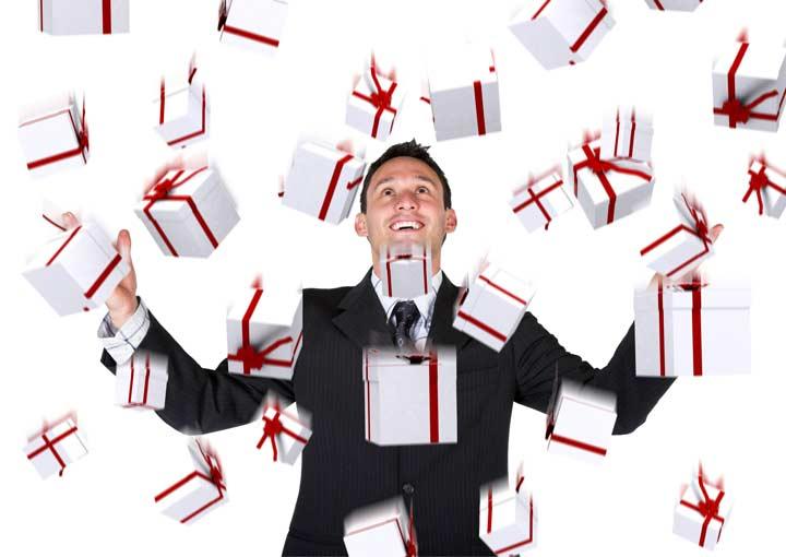 فریلنسر موفق - به مشتریان وفادار خود پاداش بدهید