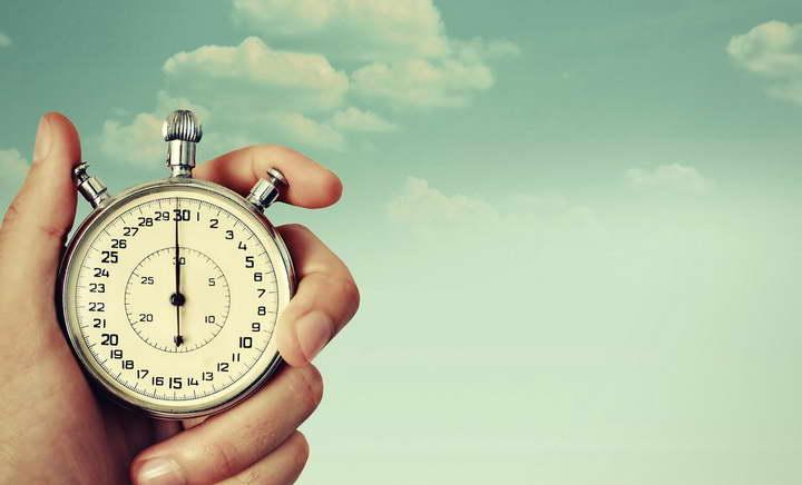 برای ایجاد نظم در زندگی برای انجام بایدها محدوده زمانی تعیین کنید