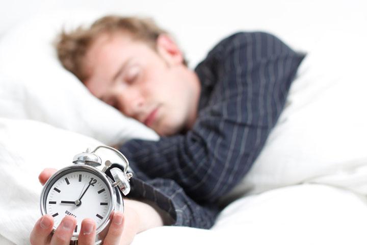برنامه خواب مشخص داشته باشید