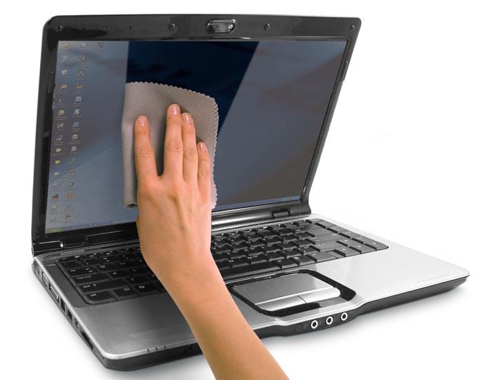 کاربرد سرکه سیب در تمیز کردن لوازم دیجیتالی