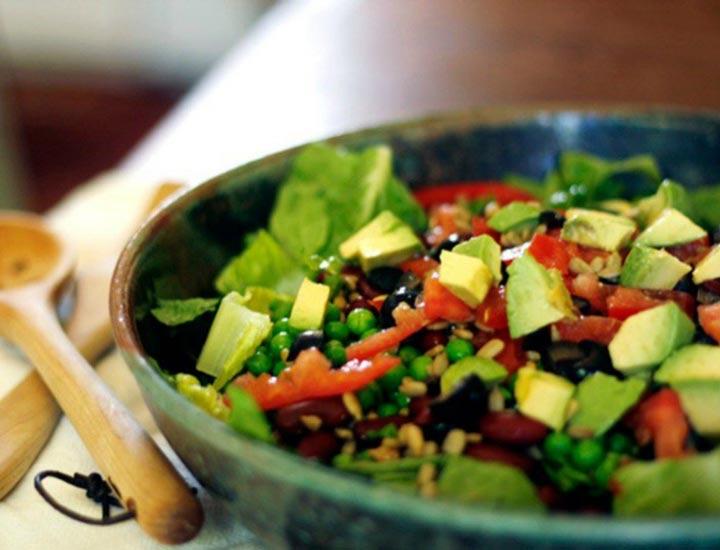 مصرف غذاهای سرشار از فیبر - رژیم لاغری شکم
