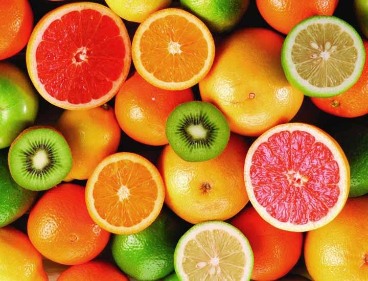 مصرف ویتامین C - رژیم لاغری شکم