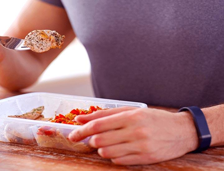 برنامه روزانه رژیم لاغری شکم