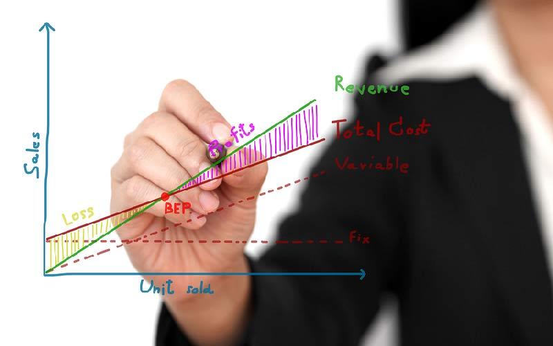 محاسبهی نقطه سر به سر برای تمام بخشهای تجاری ضروری است