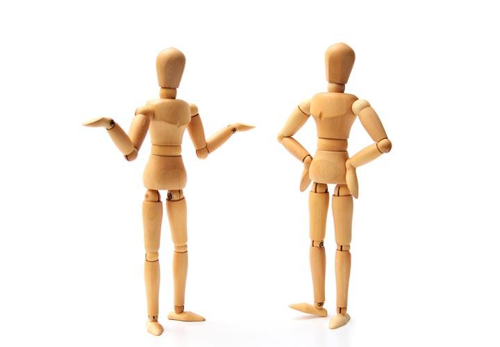 مهارت های مذاکره - به زبان بدن طرف مقابل دقت کنید و با آن هماهنگ شوید