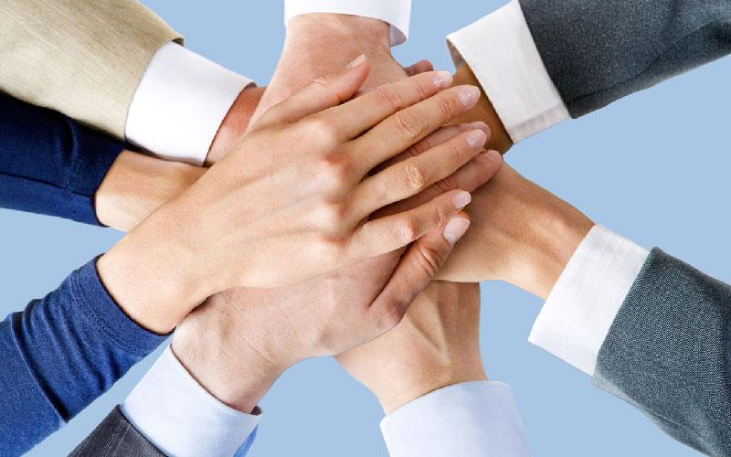 آموزش منابع انسانی روحیهی تیمی را افزایش میدهد