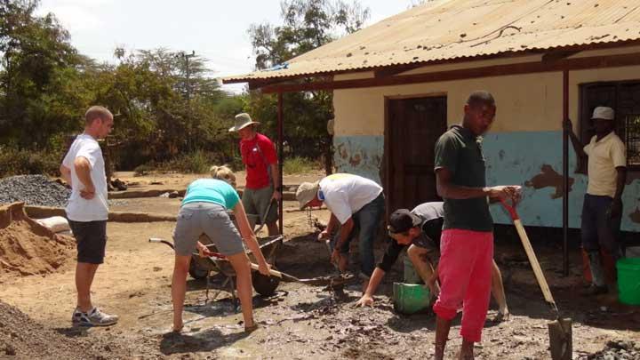 پروژهی ساختوساز در غنا - مدل فرهنگی هافستد