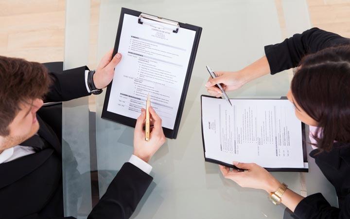 وظایف کارفرما درمورد قرارداد