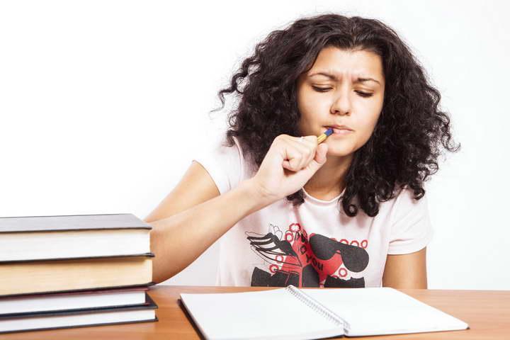 برای غلبه بر استراس امتحان دلایل آن را بشناسید