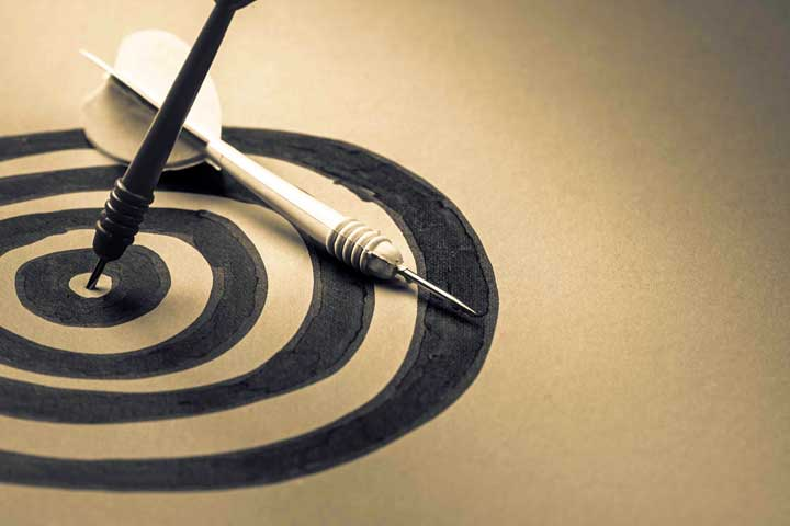 نقش هدفگذاری در مدیریت فروش