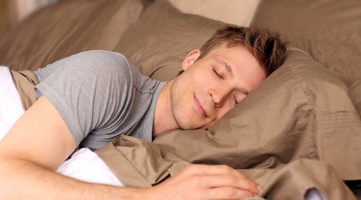 خواب خوب ما را سر حال می کند