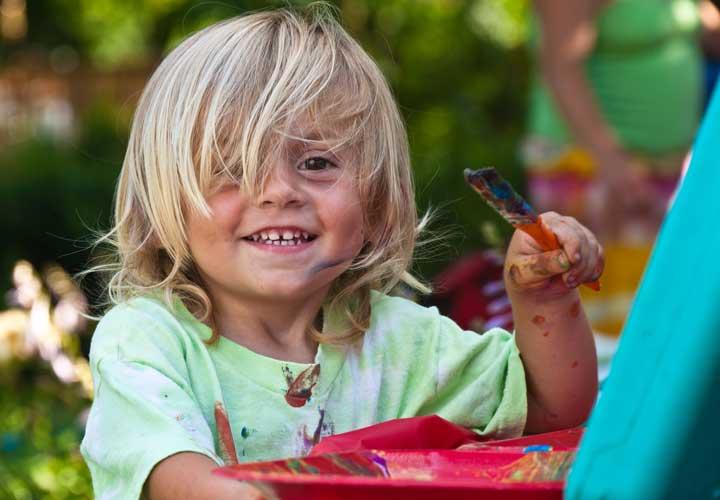 افزایش عزت نفس در کودکان - بگذارید کودکتان ریسکهای بیخطر کند
