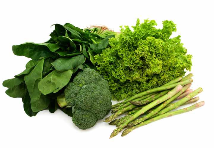 کنترل فشار خون بالا - مصرف سبزیجات برگ سبز راهی برای کاهش فشار خون است
