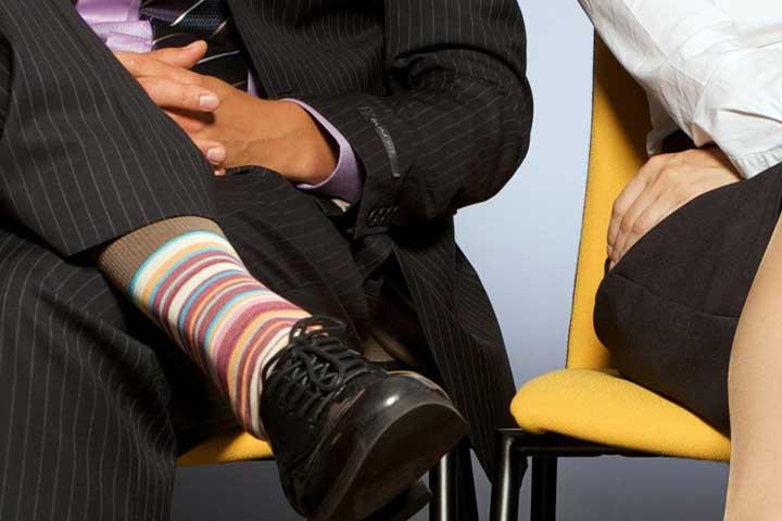 پاها و زبان بدن در بازاریابی