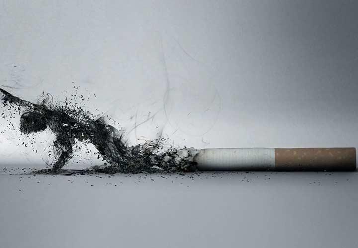 عمر طولانی - سیگار در کاهش عمر نقش مهمی دارد