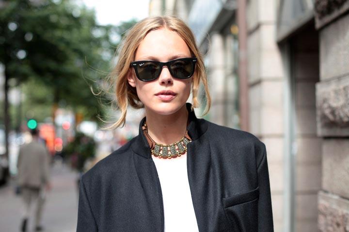 استفاده از عینک آفتابی مناسب برای مراقبت از چشم ضروری است.