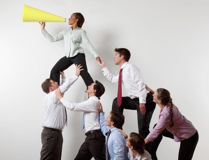 سوالات روانشناسی در مصاحبه استخدامی - کار تیمی