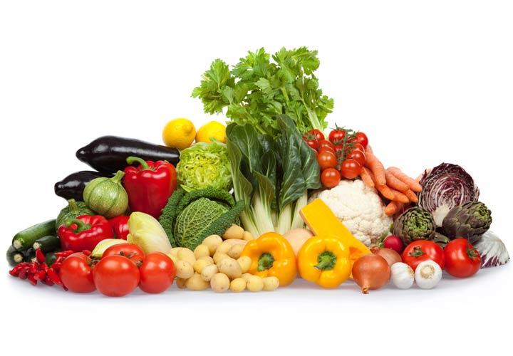 راز سلامتی - مقدار میوه و سبزیجات را در رژیم غذایی خود افزایش دهید.