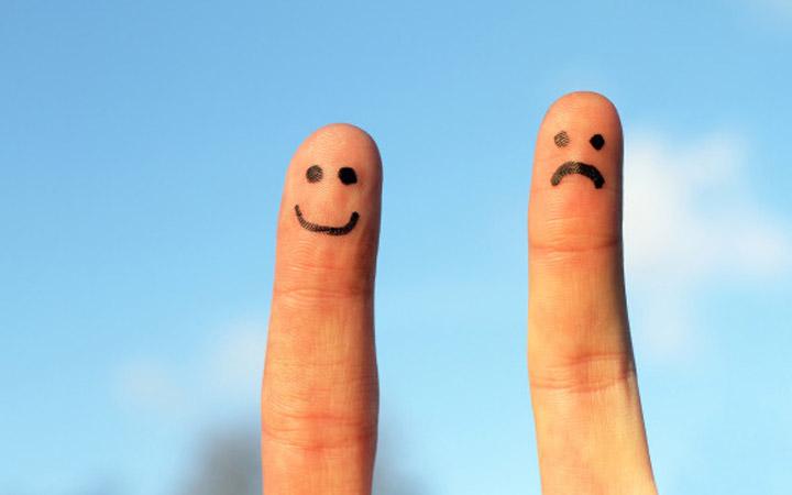 خوشبینی - احساسات مثبت و منفی