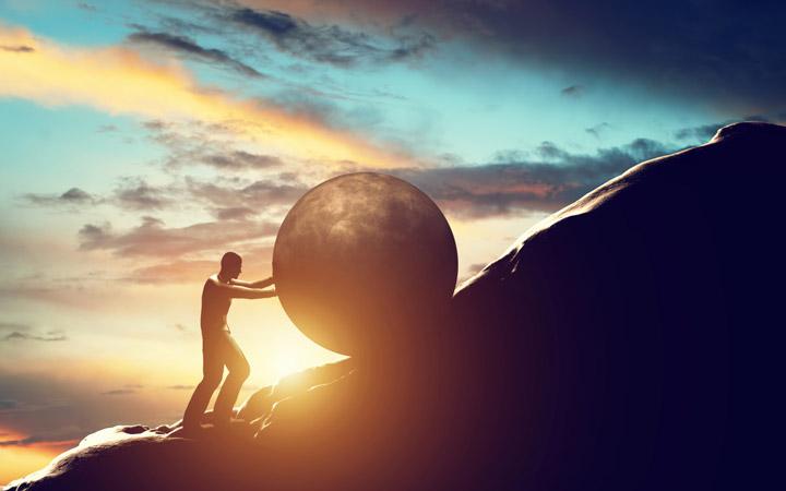 انگیزه چیست - اقدام، پشتکار و توان