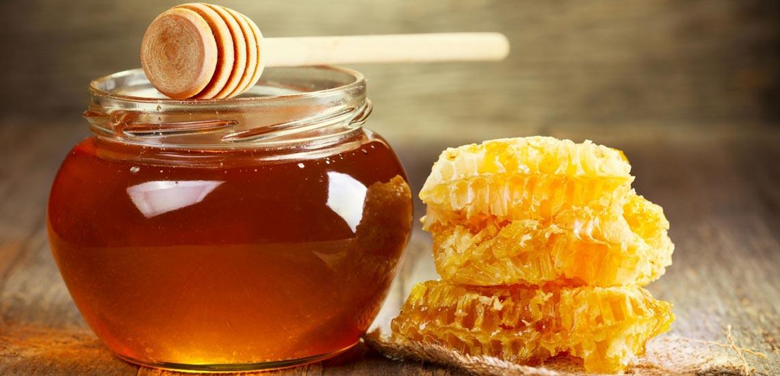 عسل طبیعی برای سرطان