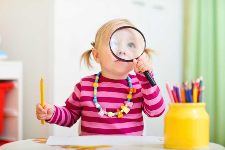 تفویت حافظه ارتباطی در تقویت حافظه کودکان نقش دارد