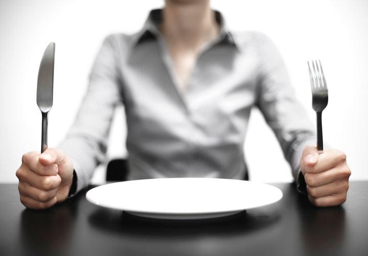 لاغری سریع - بیش از ۳ یا ۴ ساعت بین وعده های غذایی فاصله نیندازید.
