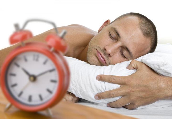برای لاغری سریع خواب کافی داشته باشید.