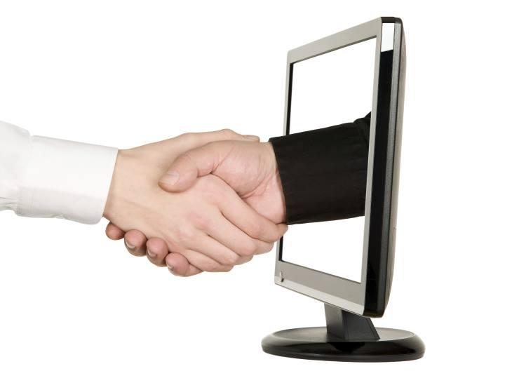 مدل های کسب و کار اینترنتی - فروش خدمات به صورت آنلاین