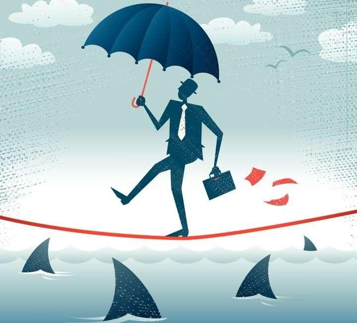مدیران خلاق ریسک را مدیریت میکنند.