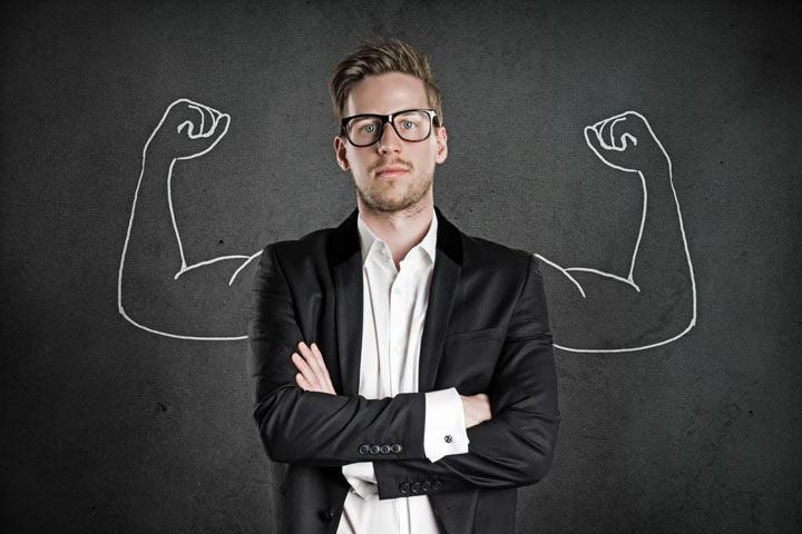 یکی از راههای بالا بردن اعتماد به نفس، توجه به حالت بدن است.